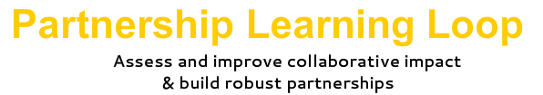 Partnership Learning Loop